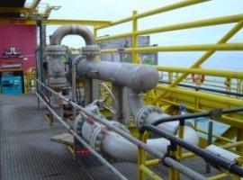 Нагреватели азота, топливного и уплотнительного газов