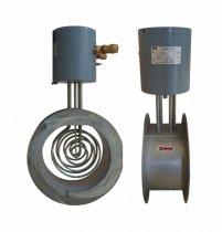 LVK типа D-8660 взрывозащищённый нагреватель