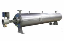 Проточный нагреватель азота 30 кВт