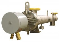 Парные нагреватели паров пропана 170 кВт и бутана 125 кВт