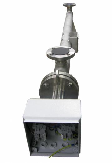Проточный нагреватель воздуха 5,8 кВт