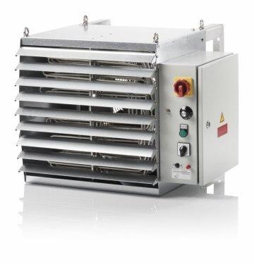 VLE тепловентиляторы