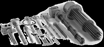 Погружные нагреватели Jevi DK 7100