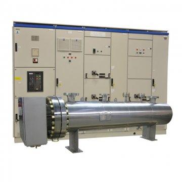 Взрывозащищённый электрический нагреватель топливного газа 1645 кВт