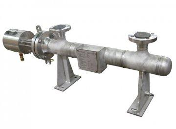 Взрывозащищённый нагреватель сжатого воздуха 2,5 кВт