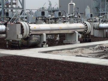 Взрывозащищённый нагреватель сжатого воздуха 2520 кВт