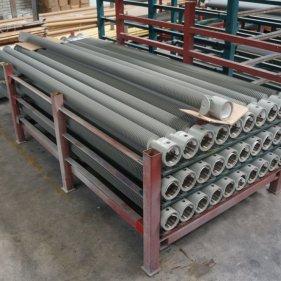 Заготовки корпусов взрывозащищённых нагревателей модели ERB 25 T3
